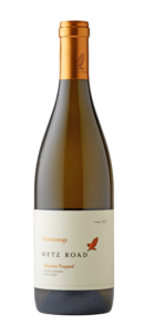 Metz Road 2017 Chardonnay Bottle Shot – transp
