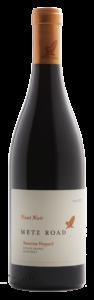 Metz Road 2017 Pinot Noir Bottle Shot – transp