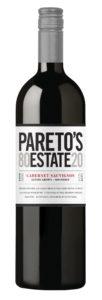 Pareto's Estate 2018 Cabernet Sauvignon Bottle Shot