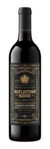 Reflection Ridge 2018 Cabernet Sauvignon Bottle Shot