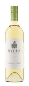 Ryder Estate NV Sauvignon Blanc Bottle Shot – transp