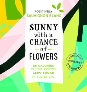 Sunny 2019 Sauvignon Blanc Front Label