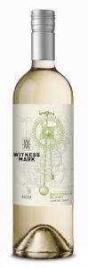 Witness Mark 2019 Sauvignon Blanc Bottle Shot
