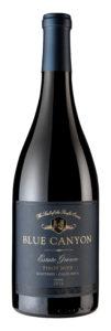 Blue Canyon 2018 Pinot Noir Bottle Shot