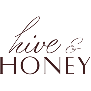 Hive & Honey Logo – High Res