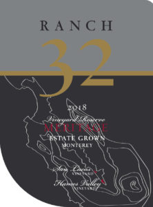 Ranch 32 2018 Meritage Front Label
