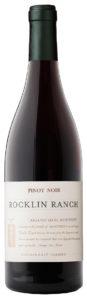Rocklin Ranch NV Pinot Noir Bottle Shot