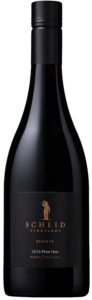 Scheid Vineyards 2016 Reserve Pinot Noir Bottle Shot