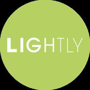 LIGHTLY Green Logo – High Res