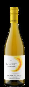Lightly 2019 Chardonnay Bottle Shot – transp