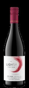 Lightly 2019 Pinot Noir Bottle Shot – transp