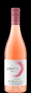 Lightly 2019 Rose Bottle Shot – transp