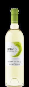 Lightly 2019 Sauvignon Blanc Bottle Shot – transp