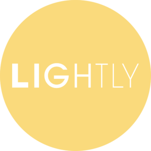 LIGHTLY Yellow Logo – High Res