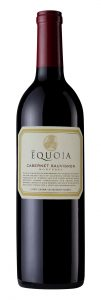 Equoia NV Cabernet Sauvignon Bottle Shot