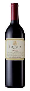 Equoia NV Merlot Bottle Shot
