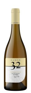 Ranch 32 NV Chardonnay Bottle Shot – highres