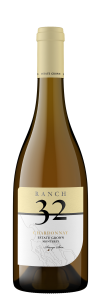 Ranch 32 NV Chardonnay Bottle Shot – transp