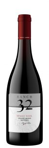 Ranch 32 NV Pinot Noir Bottle Shot – highres
