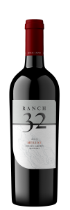 Ranch 32 2019 Merlot Bottle shot -transp