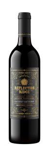 Reflection Ridge 2019 Cabernet Sauvignon Bottle Shot -highres