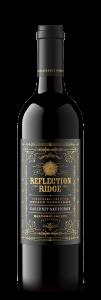 Reflection Ridge 2019 Cabernet Sauvignon Bottle Shot -transp