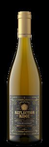 Reflection Ridge 2019 Chardonnay Bottle shot -transp