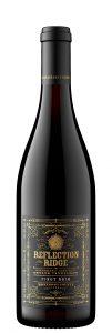 Reflection Ridge 2019 Pinot Noir Bottle shot -highres