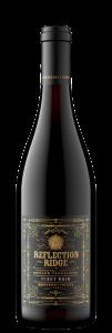 Reflection Ridge 2019 Pinot Noir Bottle shot -transp