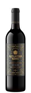 Reflection Ridge 2019 Red Blend Bottle shot -highres
