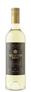 Reflection Ridge 2020 Sauvignon Blanc Bottle shot -highres