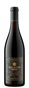 Reflection Ridge NV Pinot Noir Bottle shot- transp