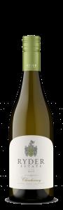 Ryder Estate 2019 Chardonnay Bottle Shot -transp