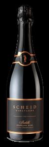 Scheid Vineyards 2016 Isabella Riverview Bottle shot -transp