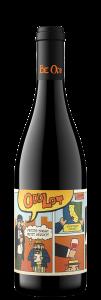 Odd Lot 2019 Petite Sirah-Petit Verdot Bottle Shot – transp