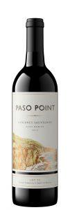 Paso Point 2019 Cabernet Sauvignon Bottle Shot -highres