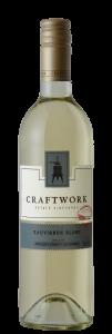Craftwork NV Sauvignon Blanc Bottle shot -transp