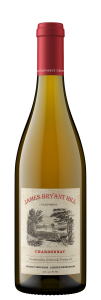 James Bryant Hill NV Chardonnay Bottle shot -transp