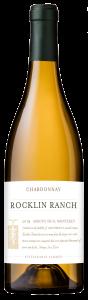 Rocklin Ranch 2019 Chardonnay Bottle shot -transp