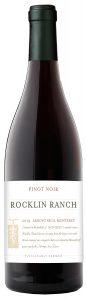 Rocklin Ranch 2019 Pinot Noir Bottle shot -highres