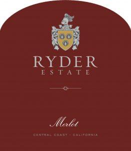 Ryder Estate NV Merlot front label -highres