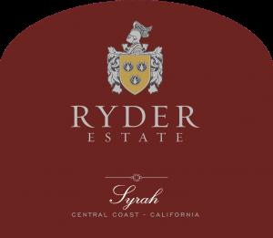 Ryder Estate NV Syrah front label -transp