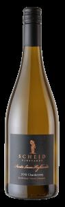 Scheid 2018 SLH Chardonnay Bottle shot -transp