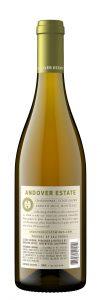 Andover Estate NV Chardonnay Back Bottle Shot – highres