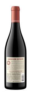 Andover Estate NV Pinot Noir Back Bottle Shot – highres