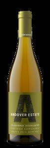 Andover Estate NV Chardonnay Bottle Shot – transp