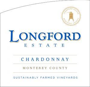 Longford Estate NV Chardonnay Front Label