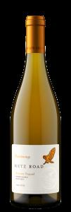 Metz Road 2019 Chardonnay Bottle Shot – transp
