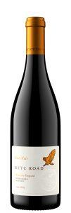 Metz Road 2019 Pinot Noir Bottle Shot