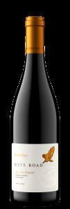 Metz Road 2019 Pinot Noir Bottle Shot – transp